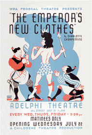 The Emperors New Clothes Presented by WPA