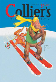 Skiing Monkeys