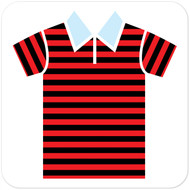 Hipster Striped Shirt