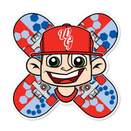 Wild Grinders Lil Rob Icon