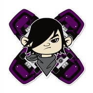 Wild Grinders Emo Crys Icon
