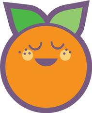 Kawaii Nature Orange