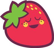 Kawaii Nature Strawberry