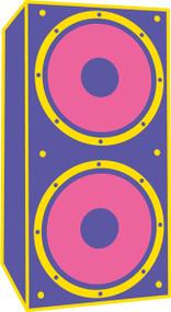 OnTheRadio Purple Speaker