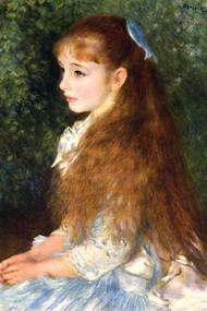 Irene Cahen D Anvers by Renoir
