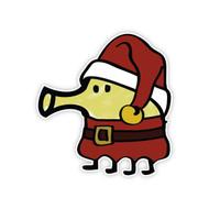 Doodle Jump Santa Suit