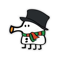 Doodle Jump Snowman