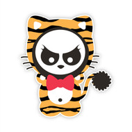 Angry Panda: Tiger