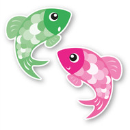 Figaro & Finzy Fish