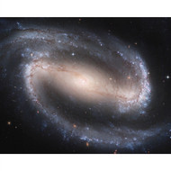 Barred Spiral Galaxy