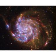 Spitzer Hubble Chandra
