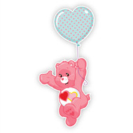 Care Bear Carnival: Love-a-lot Bear Heart Balloon