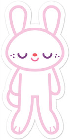 Kawaii Animals Pink Bunny