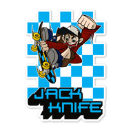 Wild Grinders Action Pack Jack Knife II