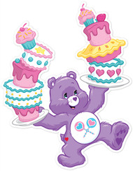 Share Bear Balancing Plates