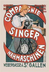 Compagnie Singer Nahmaschinen
