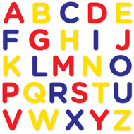Alphabet Set I (Uppercase Primary)