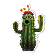 Plants vs. Zombies Garden Warfare: Cactus I