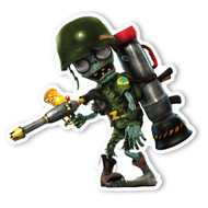 Plants vs. Zombies Garden Warfare: Soldier I