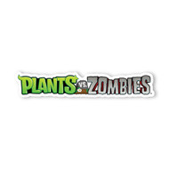 Plants vs. Zombies Horizontal Logo
