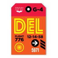 Begsonland Airport Tag Delhi