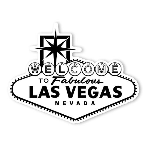 Begsonland Las Vegas Sign Walls 360
