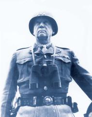General George S. Patton, Jr. III (Blue)