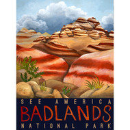 Badlands National Park by Rachel Himes