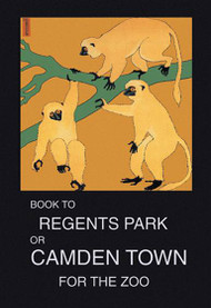 Book to Regent's Park