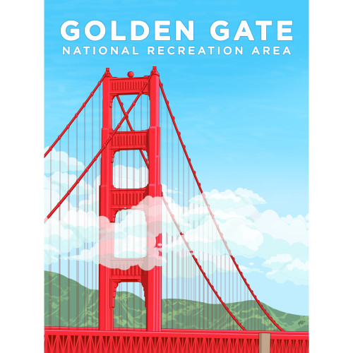 Golden gate national recreation area walls 360 for Creative home designs of america
