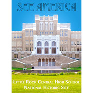 Little Rock Central High School National Historic Site by Zack Frank