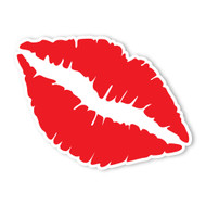 Red Lips Kiss Me