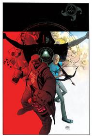 Archer & Armstrong Art VII