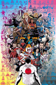 Valiant Universe Art V