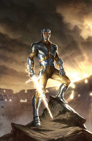X-O Manowar Art IV