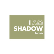 Crayola Colors Wall Graphic: I AM Shadow