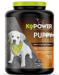 K9 Power Puppy Gold