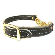 Martingale Collar Premium Leather