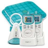 Angelcare Digital Sound & Movement Monitor ACS-401BP (2 parent units)