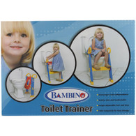 Bambino Step up Toilet Trainer