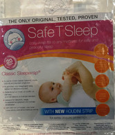 'Safe T Sleep' Classic Baby Wrap