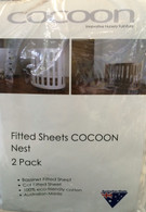Cocoon NEST- Set of Fitted Sheets