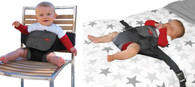 Phil & Teds 3-in-1 portable 'wriggle wrapper'