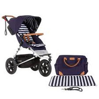 "Mountain Buggy Urban Jungle ""Luxury"" - Nautical"