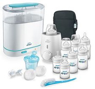 Avent Bottle Solutions Starter Feeding Set