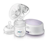 Natural Single Electric Breast Pump (2)