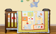 PLAY DATE Quilt (room view)