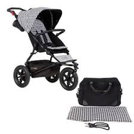 "Mountain Buggy Urban Jungle ""Luxury"" - Pepita"