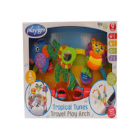 Playgro 'Tropical Tunes' Travel Play Arch