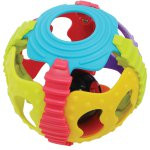 Junyju Shake Rattle & Roll Ball by Playgro